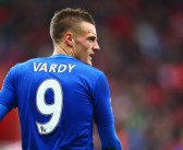 Jamie Vardy's biopic is on the run