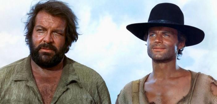Bud Spencer e Terence Hill in Lo chiamavano Trinità