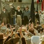 Mike Leigh a Peterloo: in anteprima la prima foto del film sostenuto da Amazon