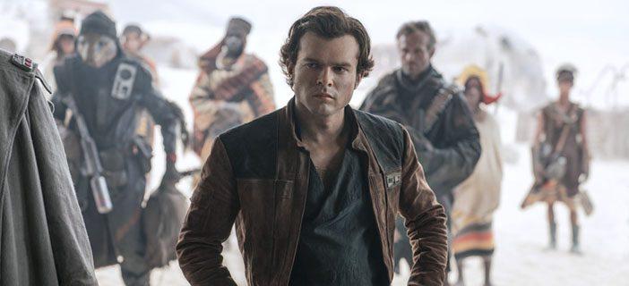 Solo: A Star Wars Story – Usa la Forza, Ron!