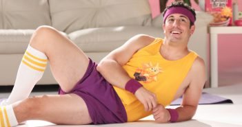 Jason Biggs Raisin Bran