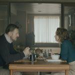 Liam Neeson e Lesley Manville in Normal People, prima foto in anteprima