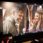 George Clooney e Natalie Dormer per Nespresso in The Quest