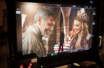 George Clooney Natalie Dormer Nespresso
