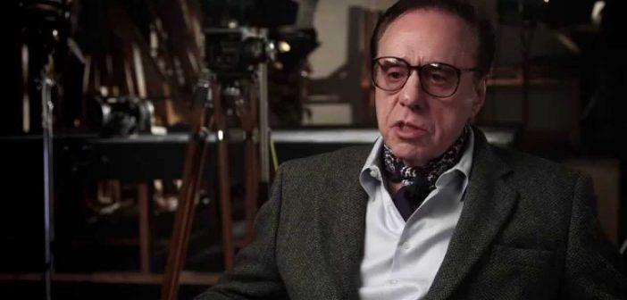 """Peter Bogdanovich: """" I film sono un barattolo di conserva"""""""