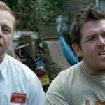 Simon Pegg e Nick Frost sui Rivers of London