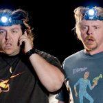 Conversazione con Simon Pegg e Nick Frost