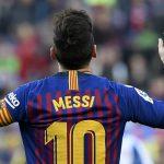 L'uomo dei sogni: Shoeless Leo Messi