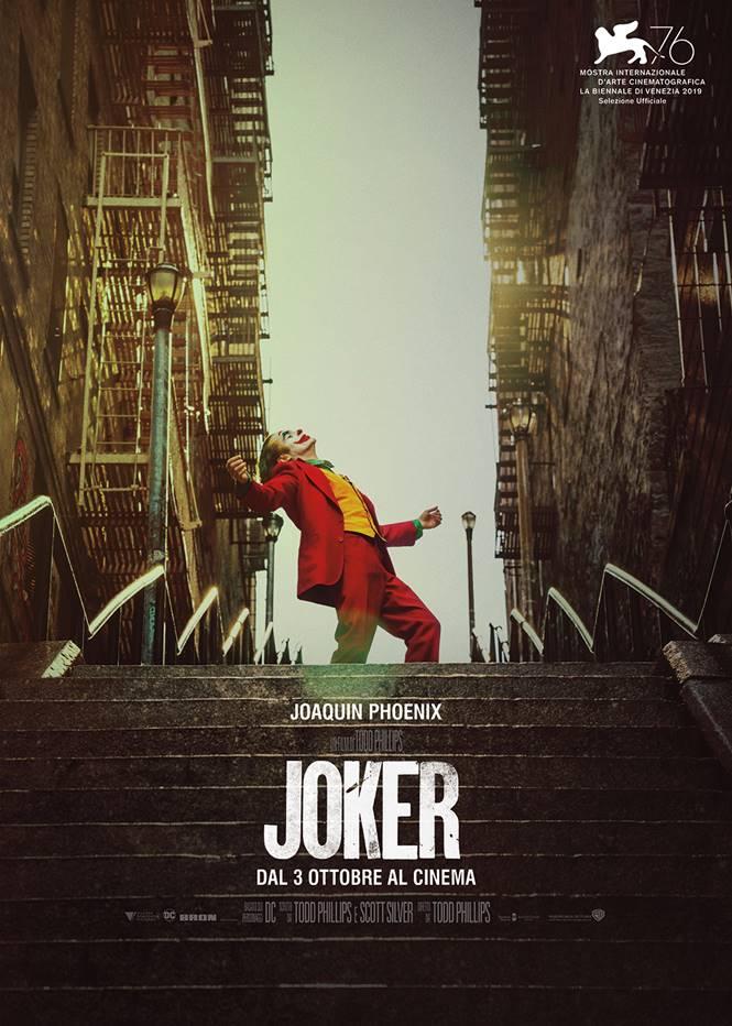 Joker final poster