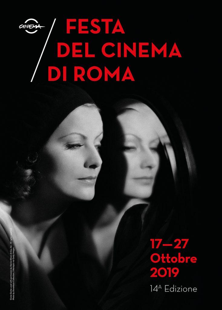 Poster Greta Garbo Festa del Cinema