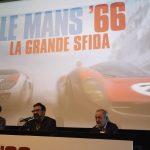 """Le Mans '66, James Mangold a Roma: """"Non è un film sugli angeli"""""""