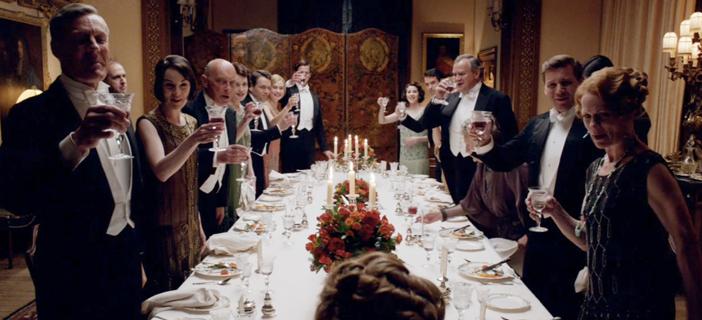 Downton Abbey ricettario