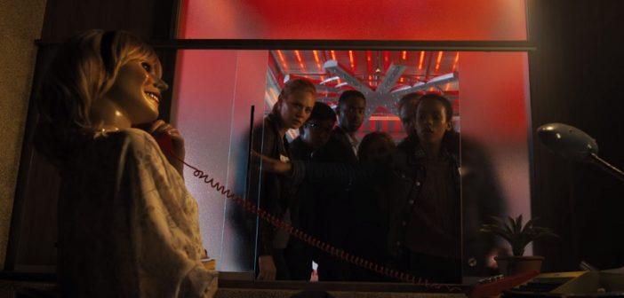 Escape Room 2 cast