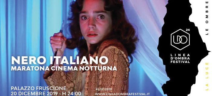 Linea d'ombra horror italiano