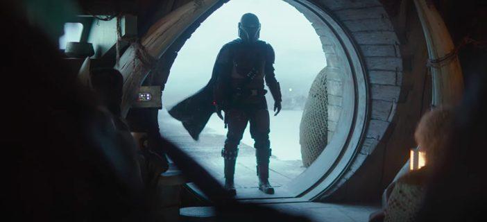 The Mandalorian #1: I'm a space cowboy