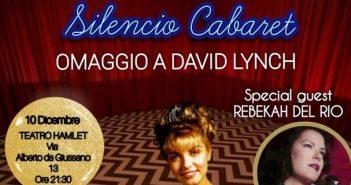 Silencio Cabaret David Lynch