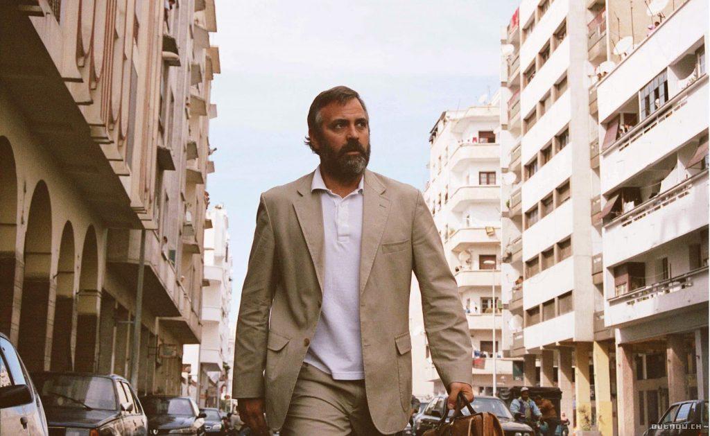George Clooney Syriana