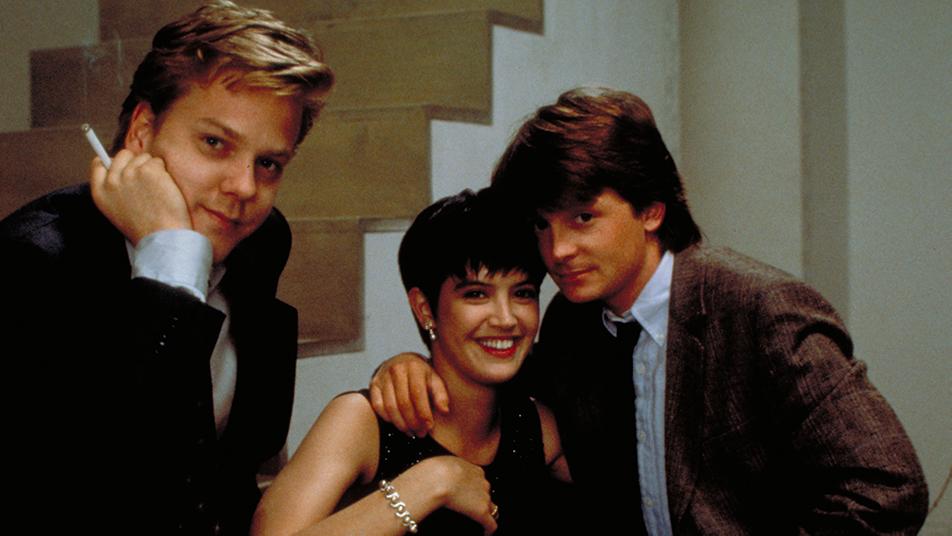 Michael J. Fox le mille luci di new york