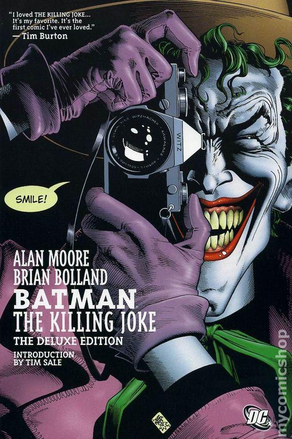 The Killing Joke (Alan Moore – Brian Bolland, 1988)